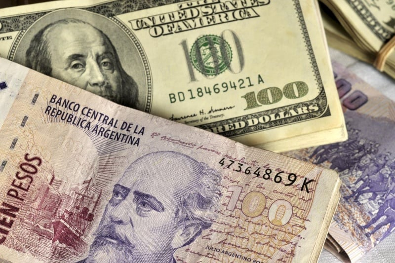 Onde comprar os pesos argentinos