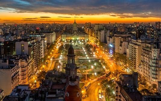 Comparadores de aluguel de carro na Argentina
