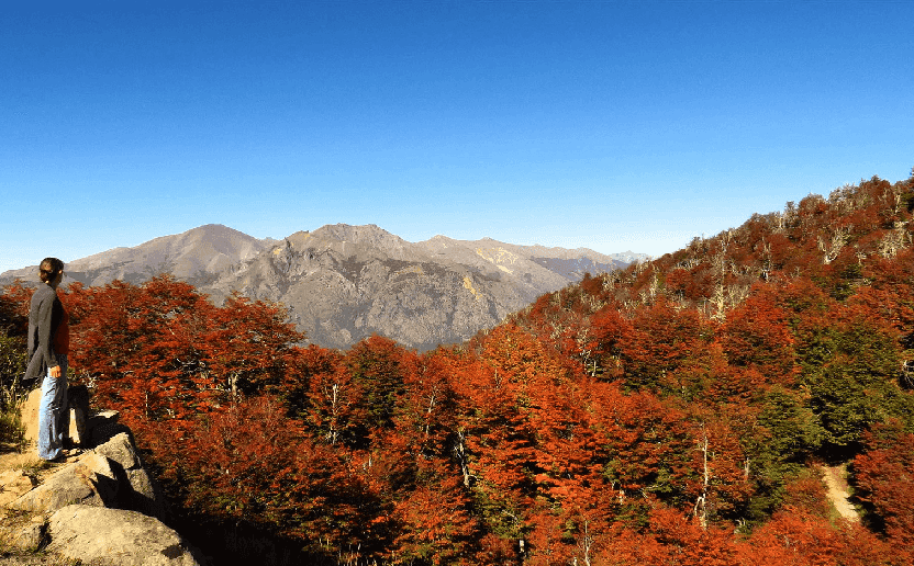 Clima na Argentina no Outono