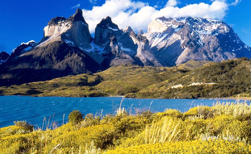 Parque Torres Del Paine, Chile