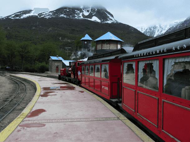 Como chegar no Parque Nacional Tierra del Fuego