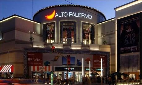 Compras no bairro Palermo em Buenos Aires