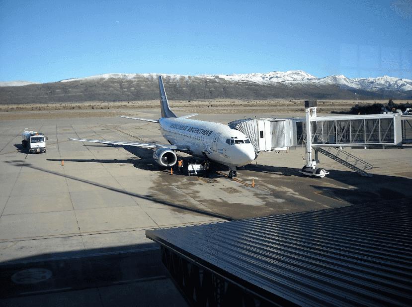 Como ir do aeroporto de Bariloche até o centro turístico