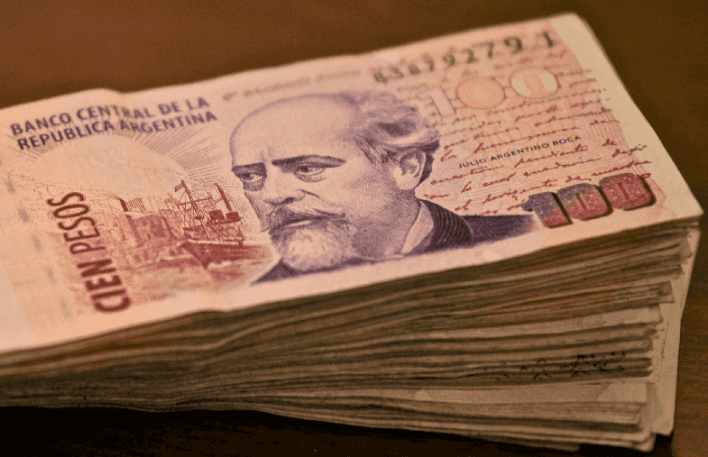 Como levar os pesos argentinos para Bariloche afinal?