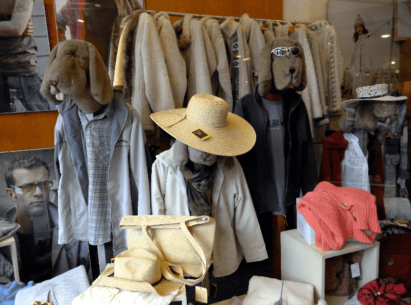 Compras em Bariloche