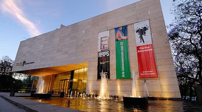 Museu de Arte Latino-americana em Buenos Aires