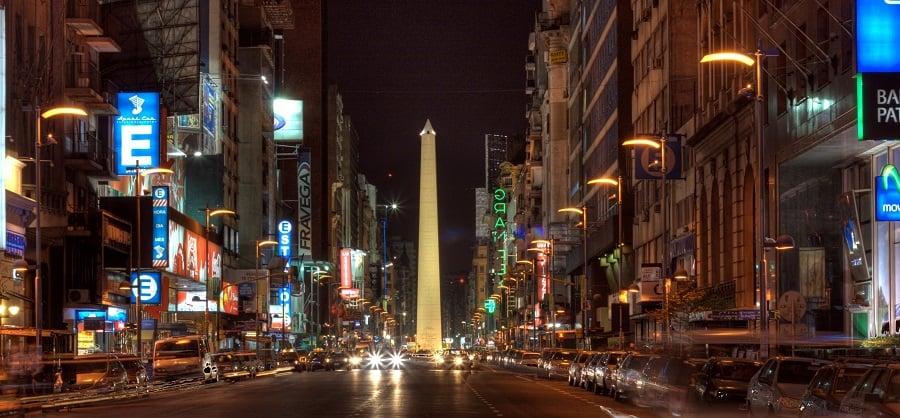 O que fazer a noite em Buenos Aires