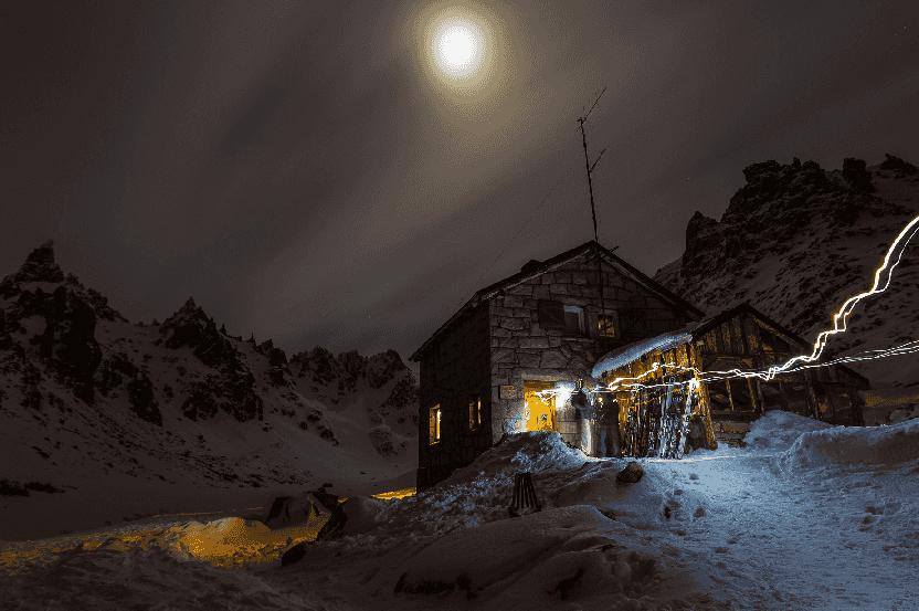 O que fazer a noite em Bariloche