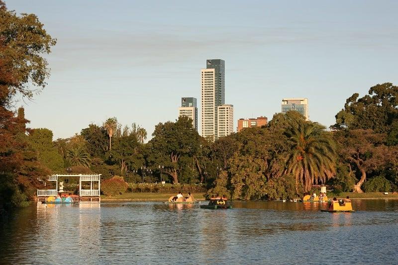 Palermo em Buenos Aires