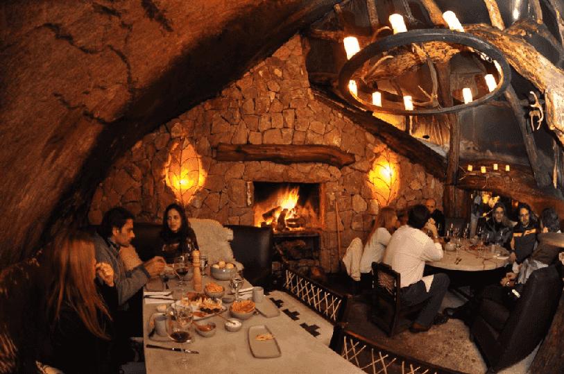 Restaurante Família Weiss em Bariloche