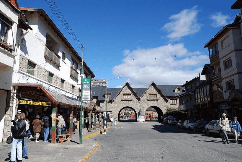 Onde comprar eletrônicos em Bariloche: rua Mitre