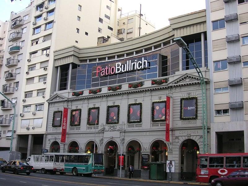 Compras no Patio Bullrich em Buenos Aires