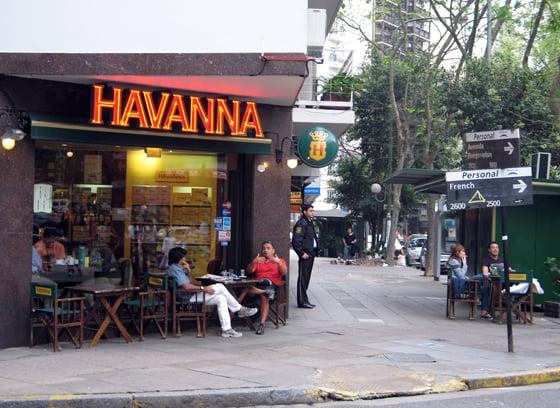 Visitar uma Cafeteria no Inverno em Buenos Aires