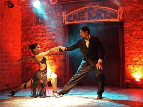 Assistir a um show de tango na lua de mel em Buenos Aires