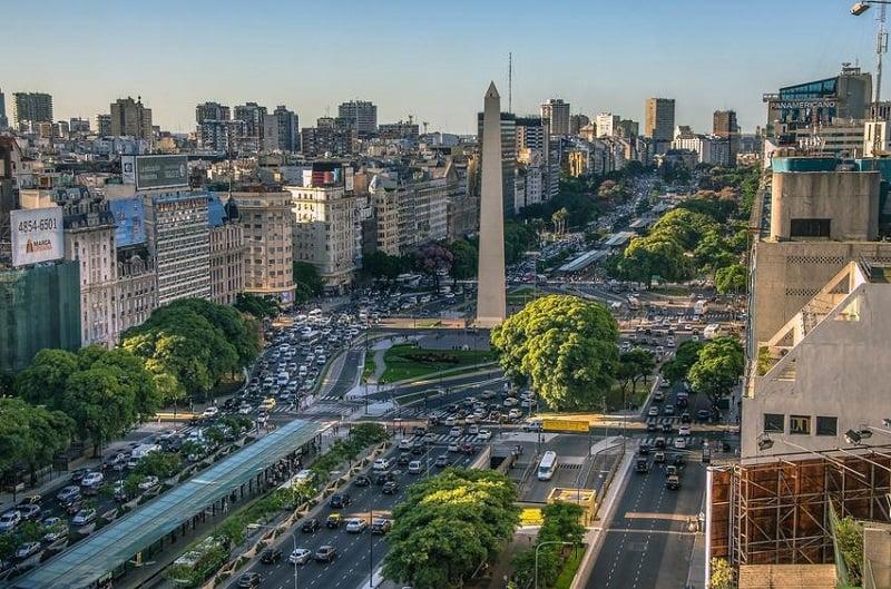 Roteiro de 6 dias em Buenos Aires: Dia 2 em Buenos Aires