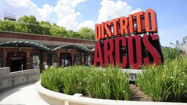Distrito Arcos Premium Outlets em Buenos Aires