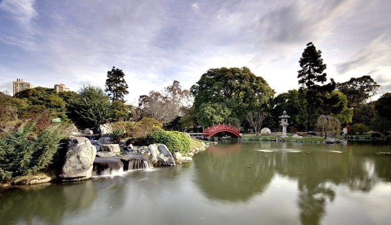 Visitar o Jardim Japonês na lua de mel em Buenos Aires