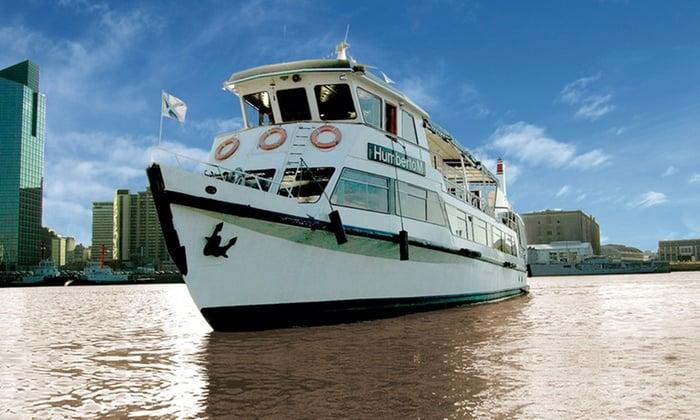 Passeio romântico de Barco no Rio da Prata ou no Delta do Rio Tigre em Buenos Aires