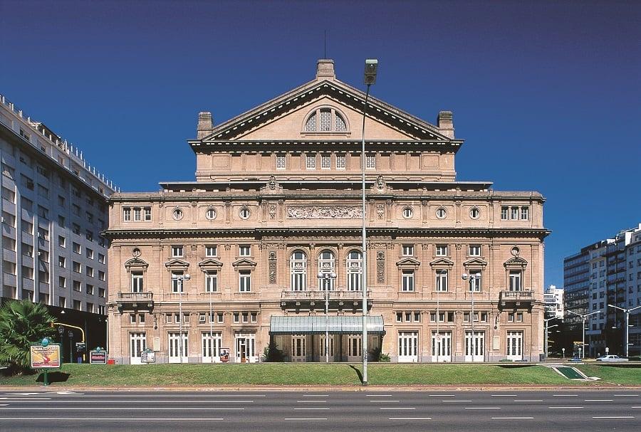Passeio romântico pelo Teatro Colón em Buenos Aires