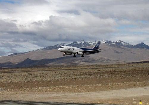 Como chegar em Bariloche de avião