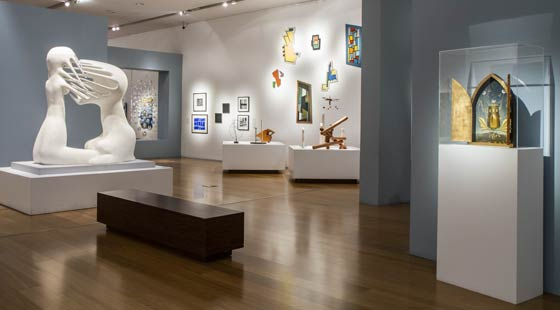 História do Museu de Arte Latino Americana