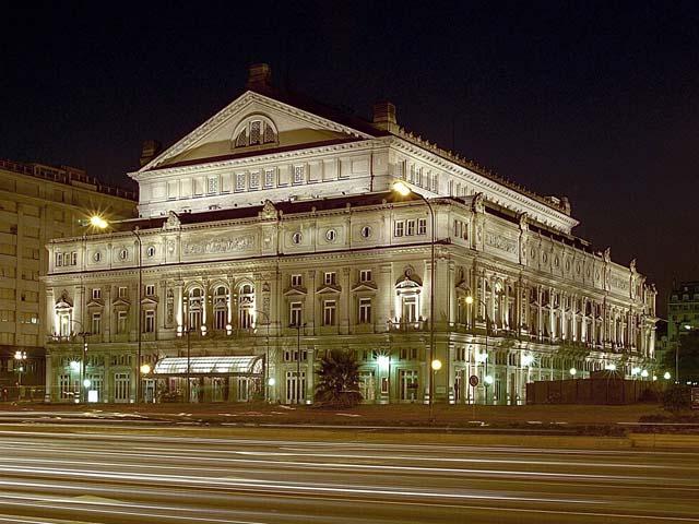 Visita ao Teatro Colón
