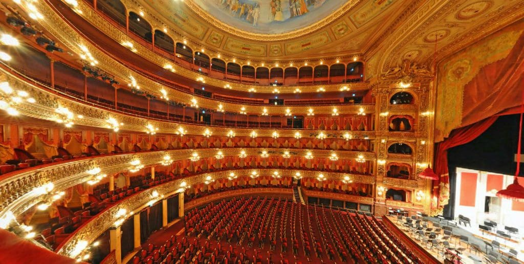 Teatro Colón em Buenos Aires