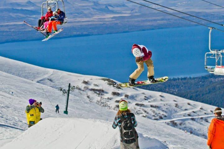 Temporada de neve e esqui na Argentina