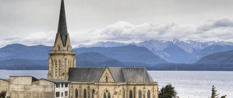 Visita à Catedral de Bariloche