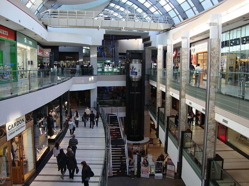 Como é o Shopping Alto Palermo