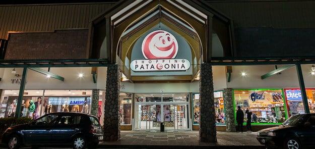 Shopping Patagonia em Bariloche