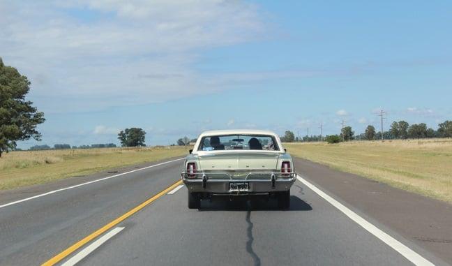 Como ir de Buenos Aires a Bariloche de carro