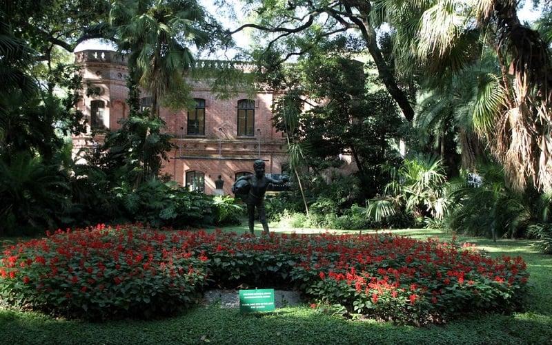 Jardim Botânico nos Bosques de Palermo