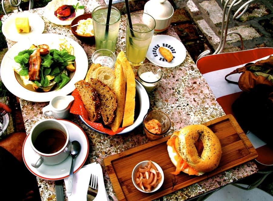Restaurante Malvón na Villa Crespo