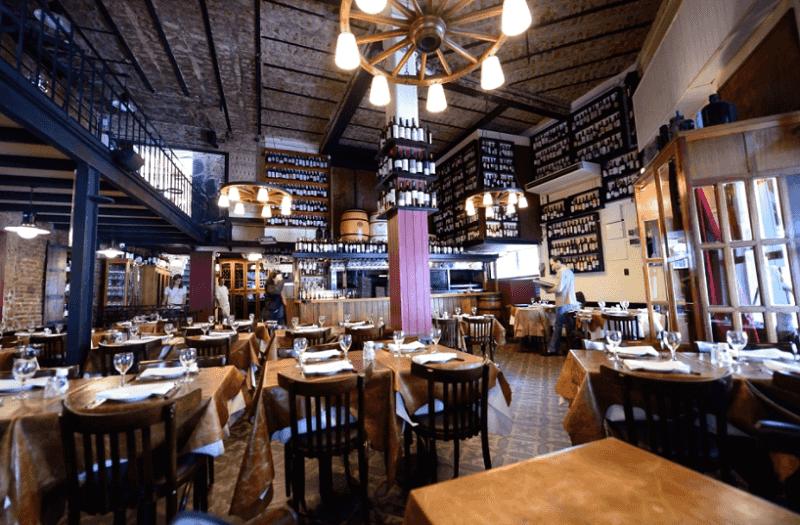 Conhecendo o restaurante Don Julio