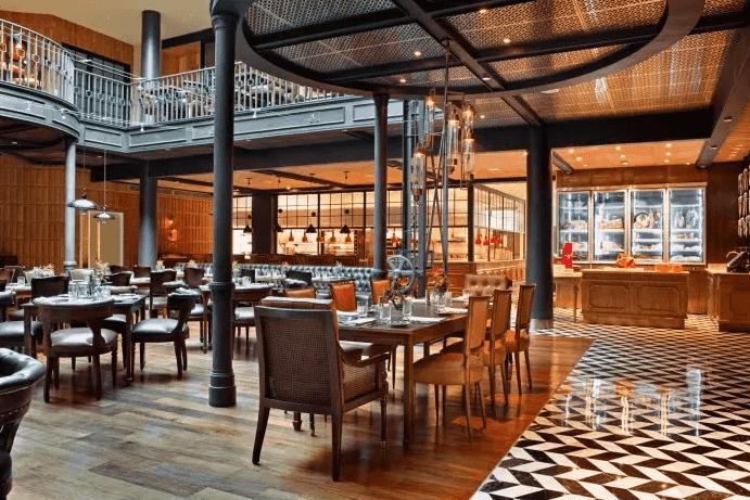 Restaurante Elena na Recoleta