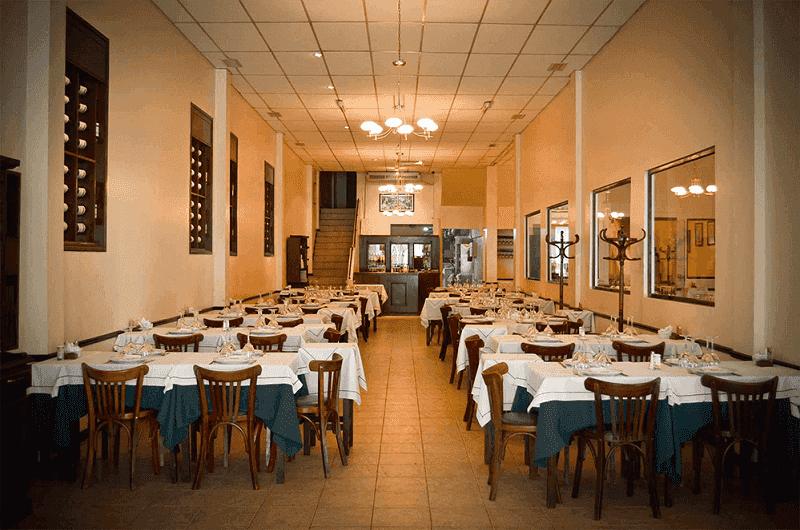 Restaurante Iñaki no centro de Buenos Aires