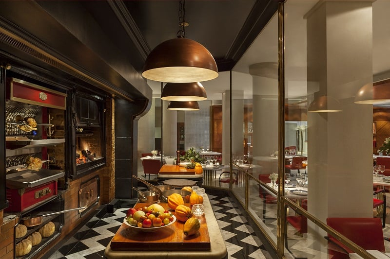 Restaurante La Bourgogne na Recoleta