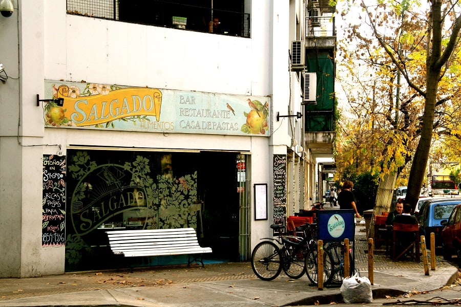 Restaurante Salgado Alimentos na Villa Crespo