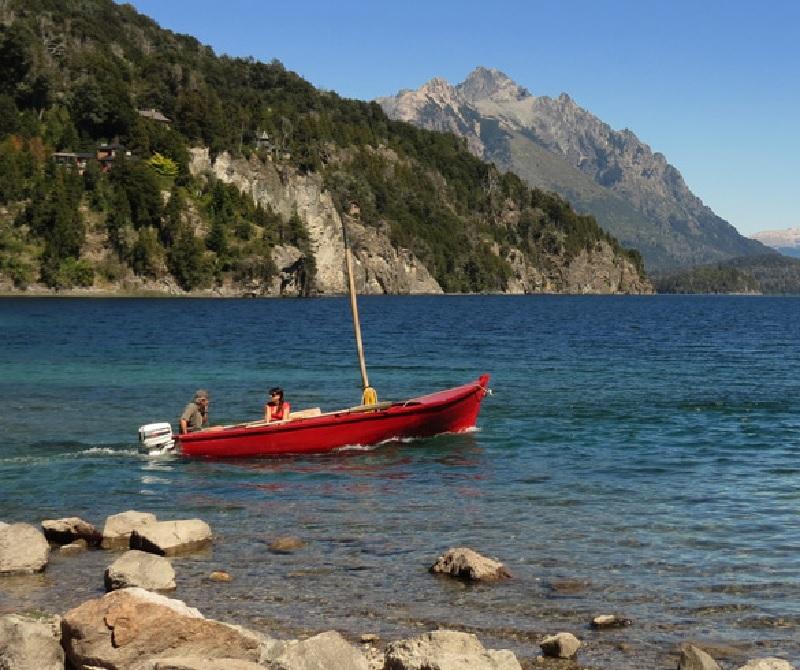 Como enviar dinheiro para Bariloche: Lago Moreno