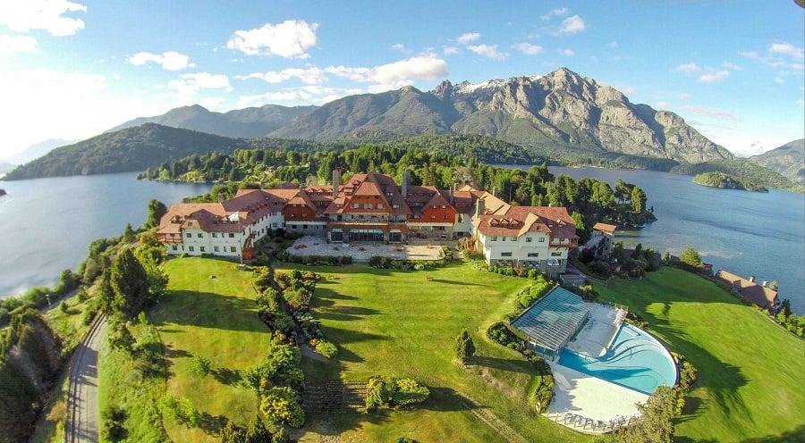 Melhores hotéis em Bariloche