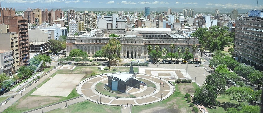 Ficar no bairro Centro em Córdoba