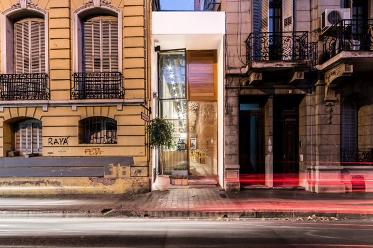 Restaurante El Papagayo, Córdoba