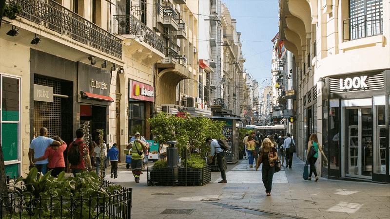 Compras em Buenos Aires no mês de janeiro