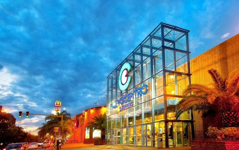 Onde comprar óculos escuros em Córdoba: Shopping Nuevocentro