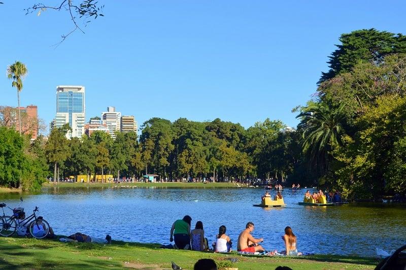 Visitar os parques e reservas de Buenos Aires no mês de janeiro