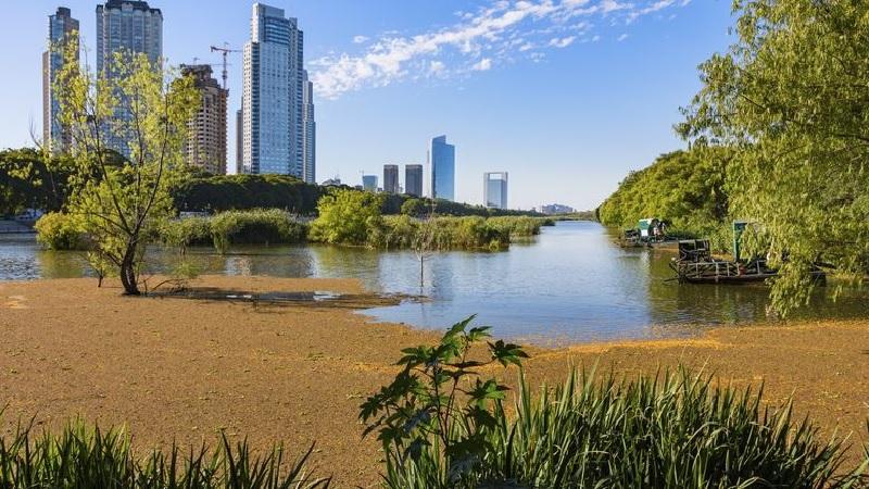 Como enviar dinheiro para Buenos Aires: Parque
