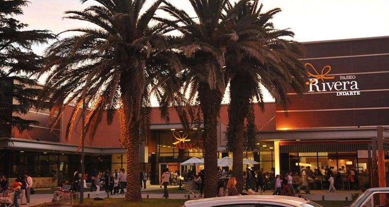 Shopping Paseo Rivera Indarte em Córdoba