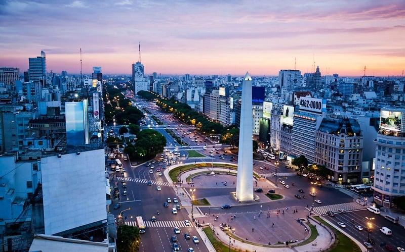 Clima e temperatura na Argentina
