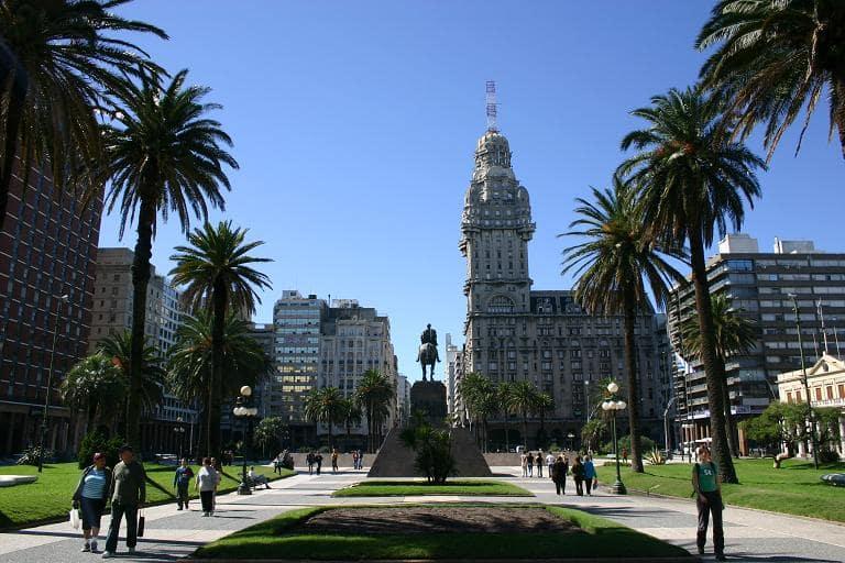 Excursão até Montevidéu